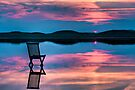 Surreal Sunset by Gert Lavsen