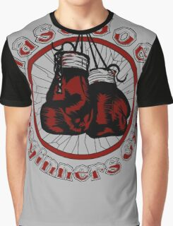 Glass Joe's Gym Graphic T-Shirt