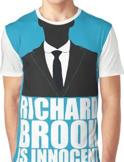 Richard Brook is Innocent Graphic T-Shirt