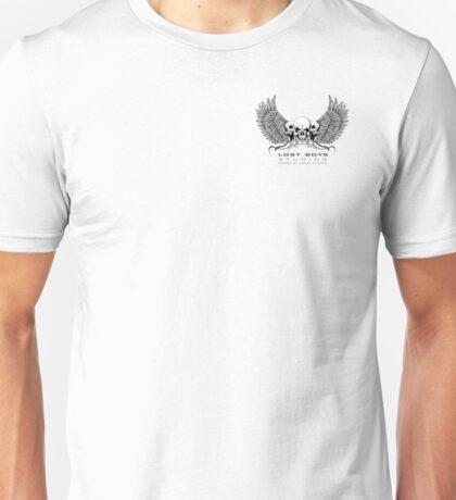 Lost Boys Studios Teal Black T-Shirt