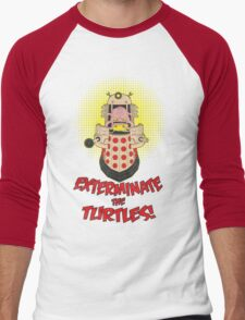 Dalek Krang Men's Baseball ¾ T-Shirt
