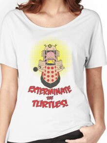 Dalek Krang Women's Relaxed Fit T-Shirt