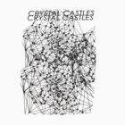 Crystal Castles Crimewave Shirt by melissatoledo
