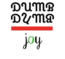 Red Velvet Joy Dumb Dumb 2 Photographic Print