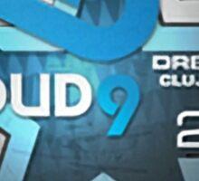 Cloud9 Cluj-Napoca 2015 Sticker