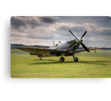 Spitfire Mk9 Canvas Print