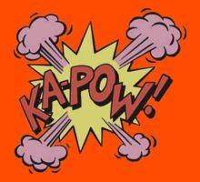 Kapow! by mymarbear