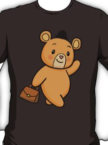 My Friend the BEAR - Walking in the Forest T-Shirt