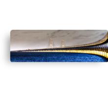 Great Belt Link Canvas Print