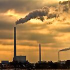 Power Plant by Gert Lavsen