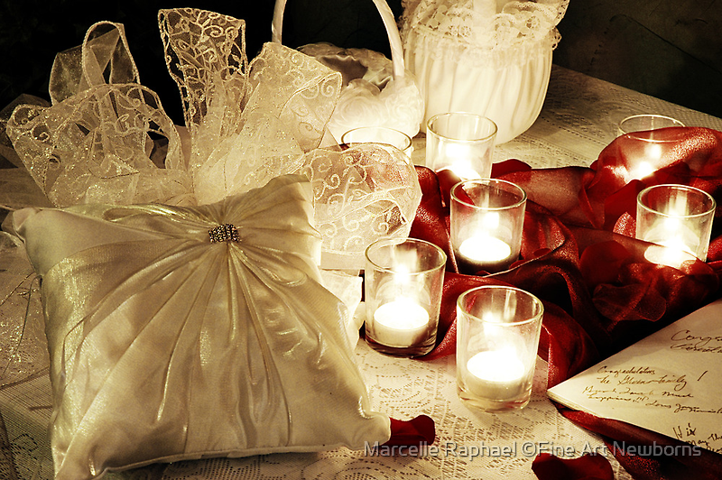 Candlelight by Marcelle Raphael