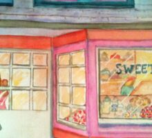 The Sweet Shop Sticker