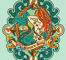 Siren's Song by merkerinn