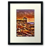 Rockport  Framed Print