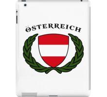 austria  Autriche wien Österreich iPad Case/Skin
