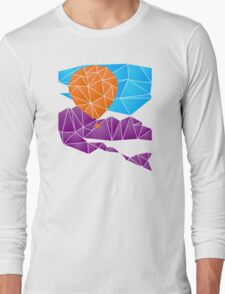 Balloon over the Rockies Long Sleeve T-Shirt