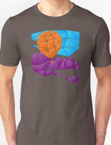 Balloon over the Rockies T-Shirt