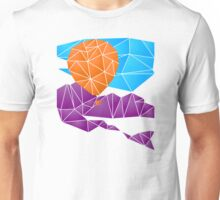 Balloon over the Rockies Unisex T-Shirt