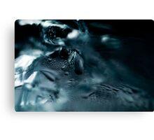 Abstract Macro #146 Canvas Print