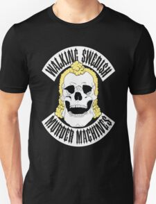 Walking Swedish Murder Machine MC T-Shirt