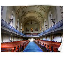 Annapolis Naval Academy Chapel Poster