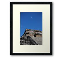 Chichen - Itza, Mexico Framed Print