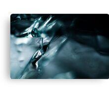 Abstract Macro #147 Canvas Print