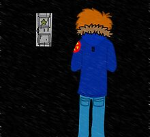 Scott Pilgrim - Subspace by AlexNoir