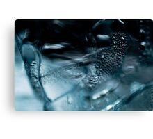 Abstract Macro #148 Canvas Print