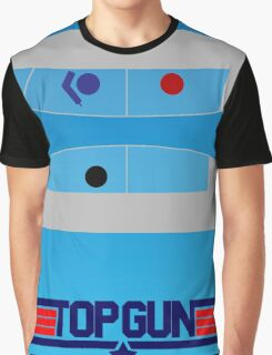 Top Gun - Minimal Poster Graphic T-Shirt