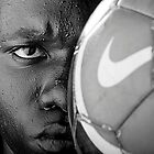 Tough Like An Old Nike Ball by BlackRussian