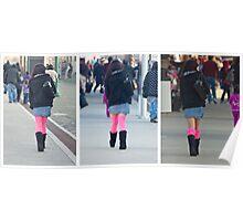 Damn Stockings...Wardrobe Malfunction? Poster