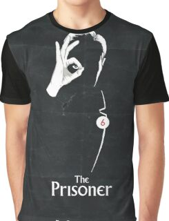 The Prisoner: Be Seeing You Graphic T-Shirt