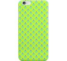 Scales - Green iPhone Case/Skin