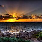 Sunrise. La Amada Marina by Yelena Rozov
