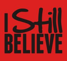 I Still Believe - Frank Turner Lyric T-Shirt One Piece - Short Sleeve