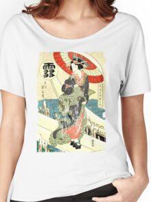 Yuki Onna Women's Relaxed Fit T-Shirt