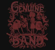 Genuine Band One Piece - Short Sleeve