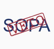 Veto SOPA by drewblack9