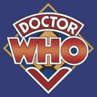 Classic Doctor Who Diamond Logo. by createdezign