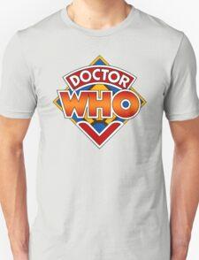 Classic Doctor Who Diamond Logo. T-Shirt