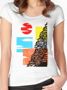 Edo Champuru Women's Fitted Scoop T-Shirt