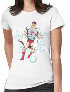 super scientist! Womens Fitted T-Shirt