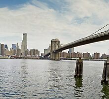 Downtown Manhattan Panorama 1 by BlackRussian