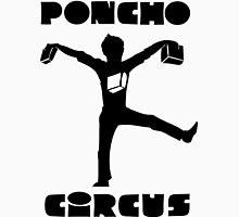 CigarBox - LS Poncho Circus Unisex T-Shirt