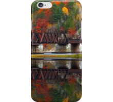 Fall Reflections iPhone Case/Skin