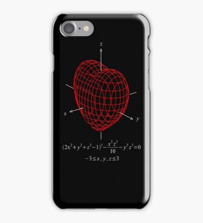 Geek Love iPhone Case/Skin