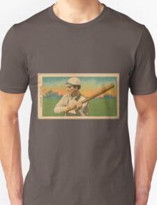 Benjamin K Edwards Collection Harry Pattee Brooklyn Superbas baseball card portrait T-Shirt