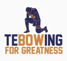 TEBOWING by mcdba