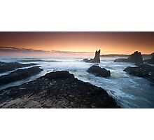 """Cathedral Rocks"" ∞ Kiama, NSW - Australia Photographic Print"
